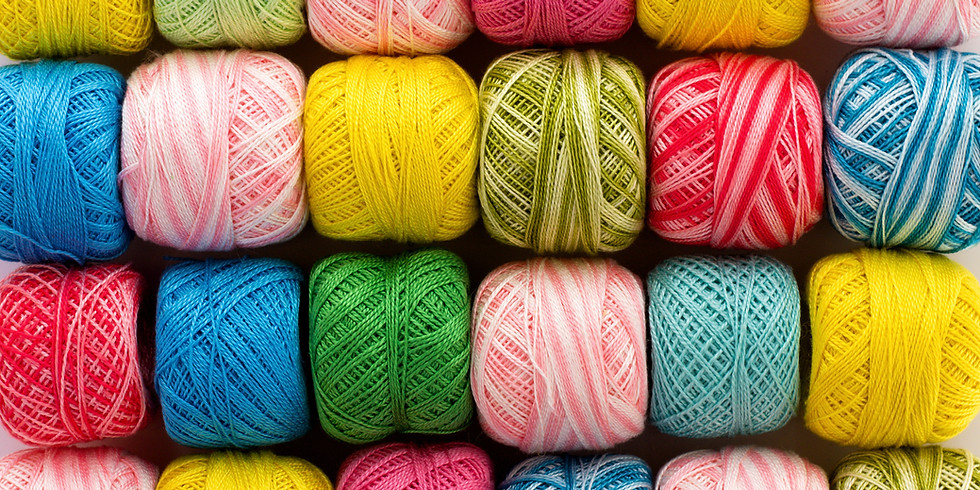 Let's Yarn Up Some Art!
