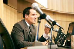 orador da conferência
