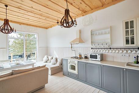 Land-Art-Wohnzimmer