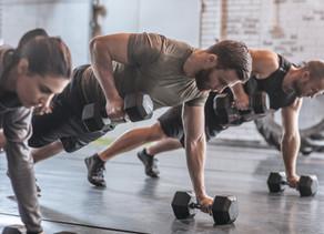 5 elementov celovite fitnes vadbe