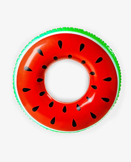Watermelon  Inflatable Ring