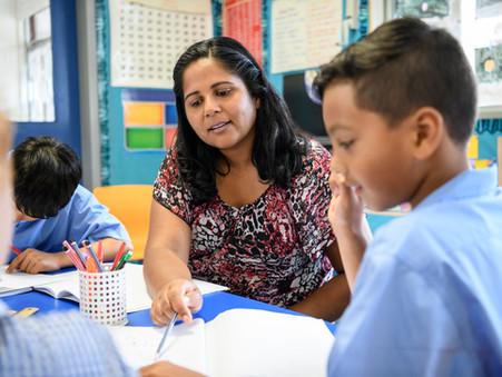 Ein Beruf – viele Rollen: Lehrkraft an einer Schule mit Ganztagsangeboten