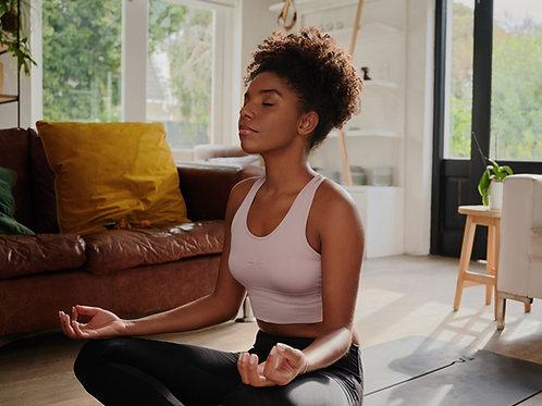 October 2021: Practicing Mindfulness