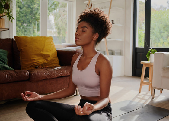 Let Go Of Fear Guided Meditation