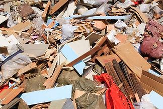 産業廃棄物の処理場