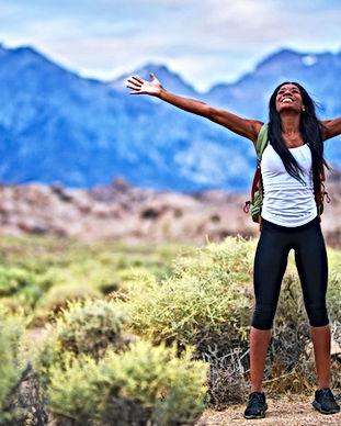 Enjoying Nature