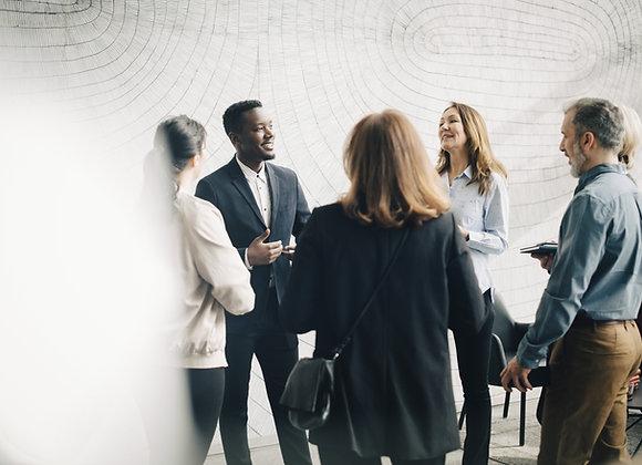 Communication in Leadership (Via Zoom) 3/3/2021