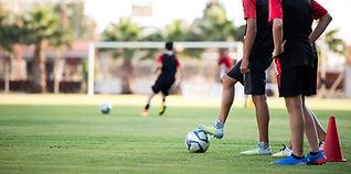 Time de futebol da escola