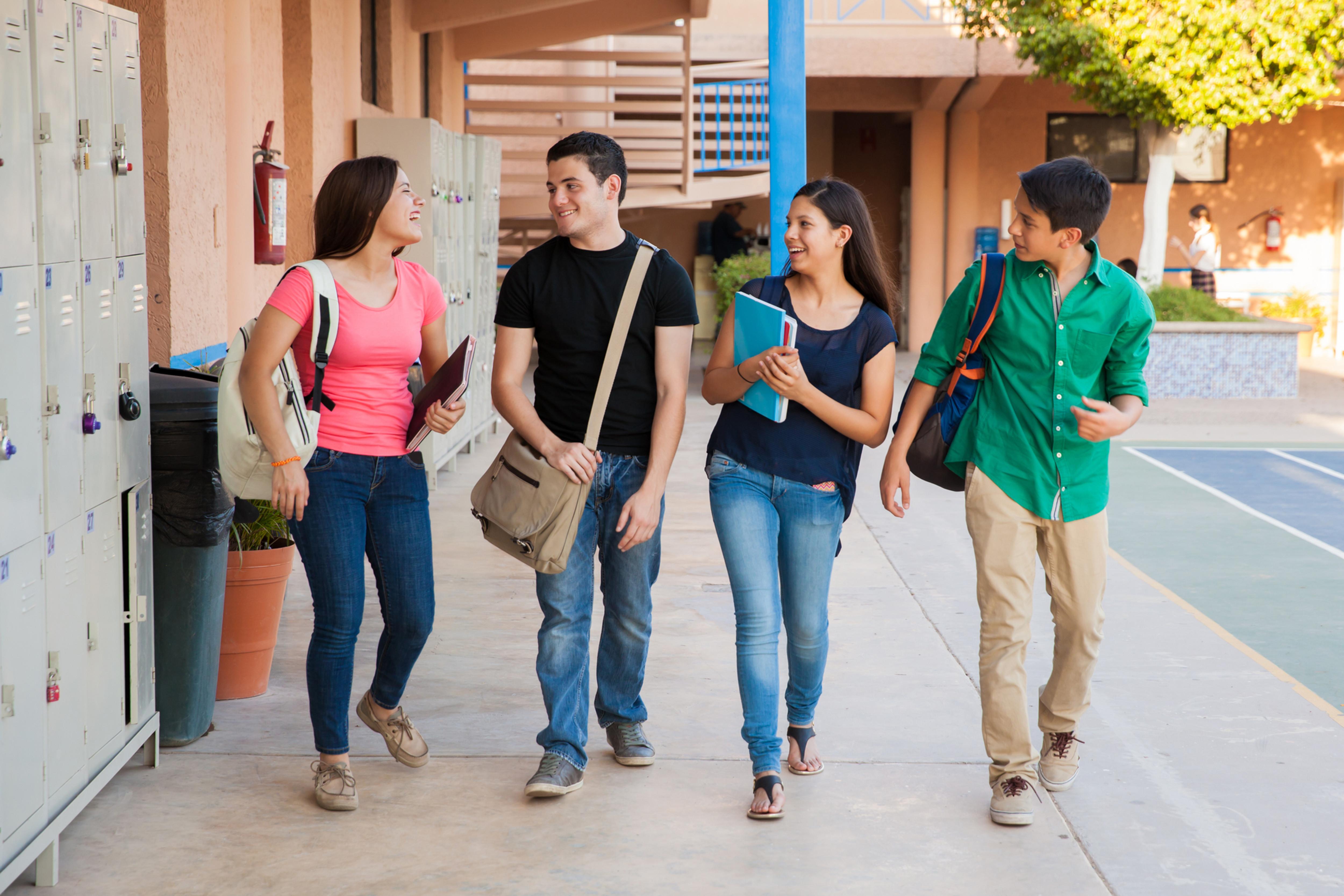 HIGH SCHOOL COMPREHENSIVE PACKAGE