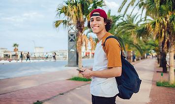 Teen Traveler