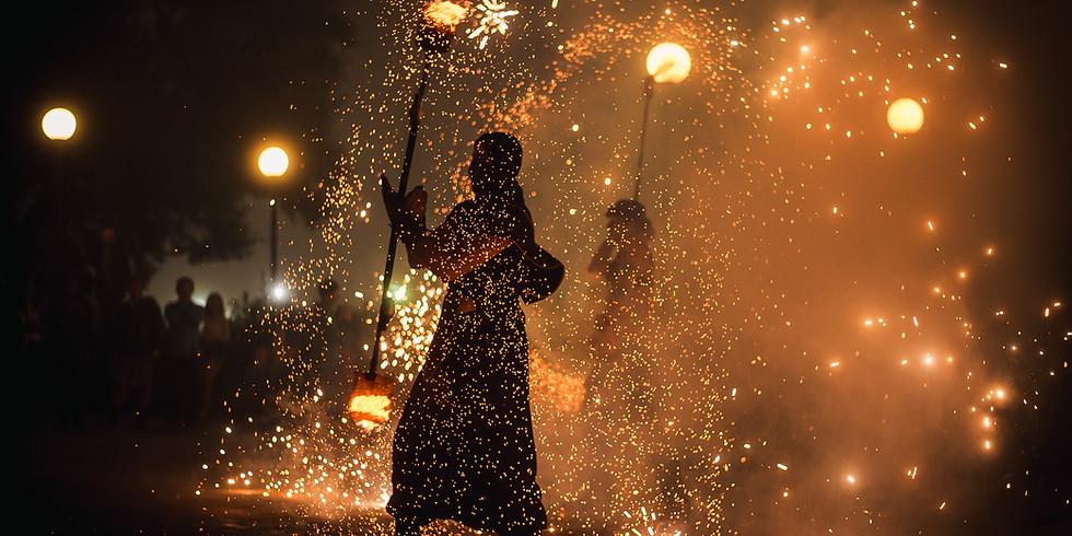 Diwali Light Show