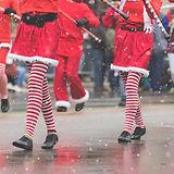 Рождественский парад танцоров