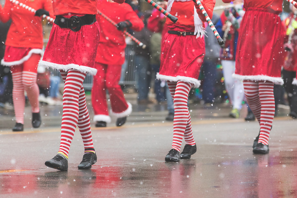 Christmas parades in Lake County Florida this weekend