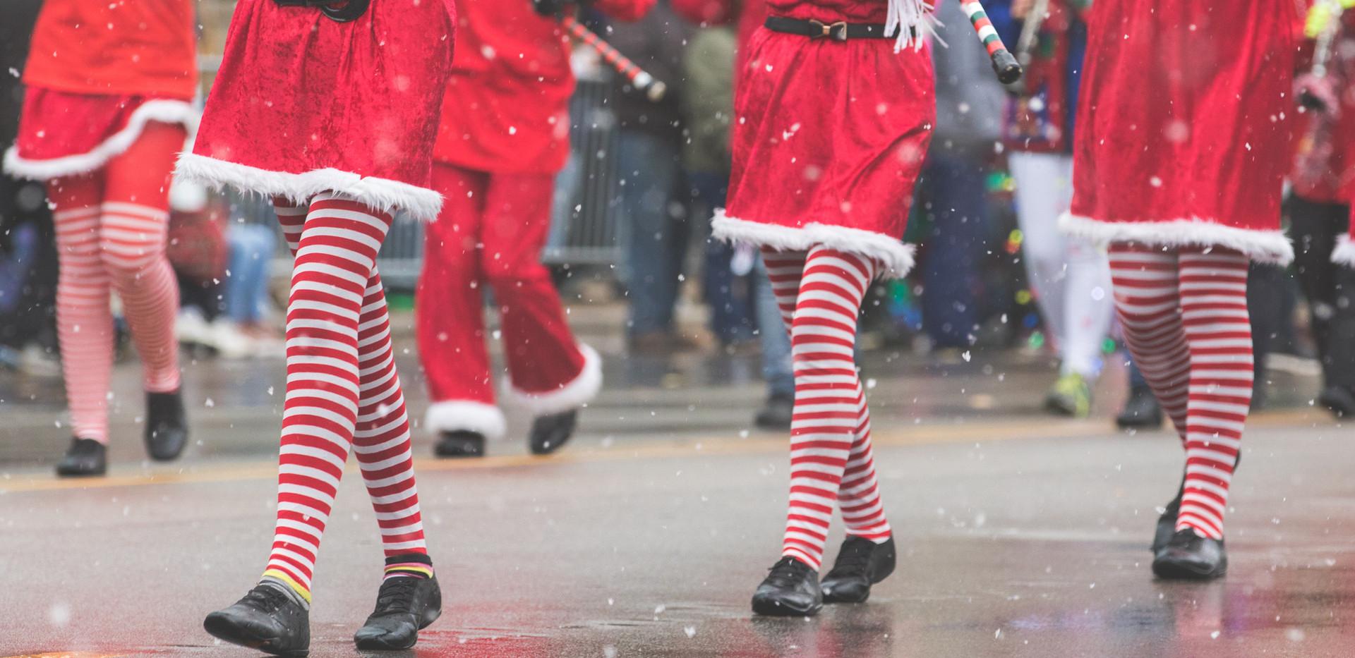 Danseurs de Noël