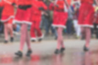 Christmas Parade Dancers