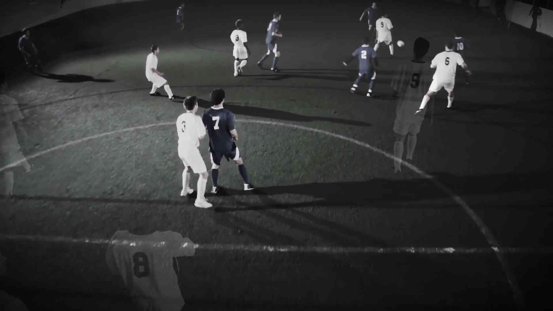 Fußballspiel