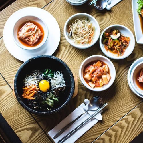 Egg Noodle Table