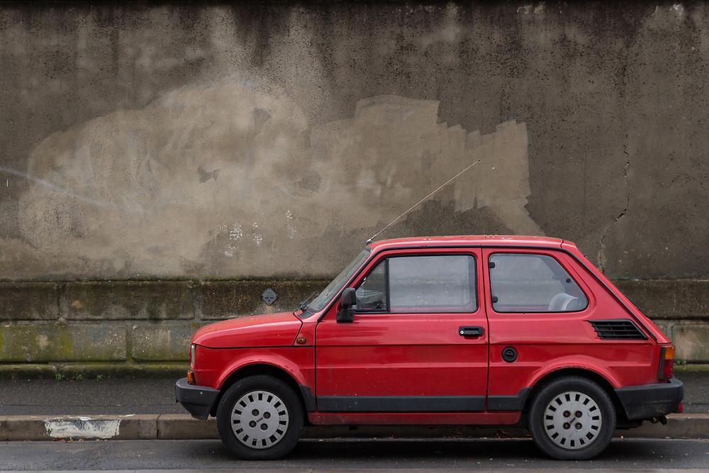 Symbolbild altes Auto