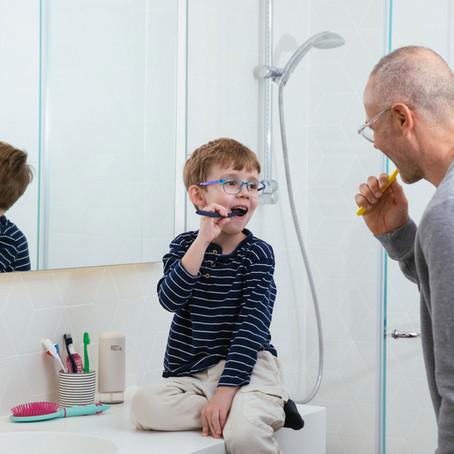 איך לגרום לילדיכם לשתף פעולה עם פעולות יומיומיות?