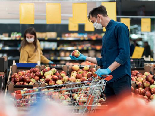 La inflación trae consigo un aumento en los precios de los alimentos
