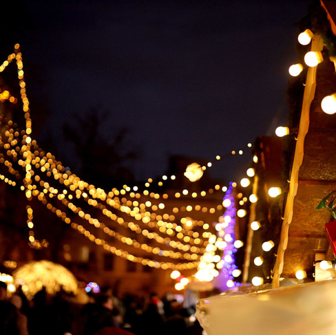 Reverse Parade of Lights