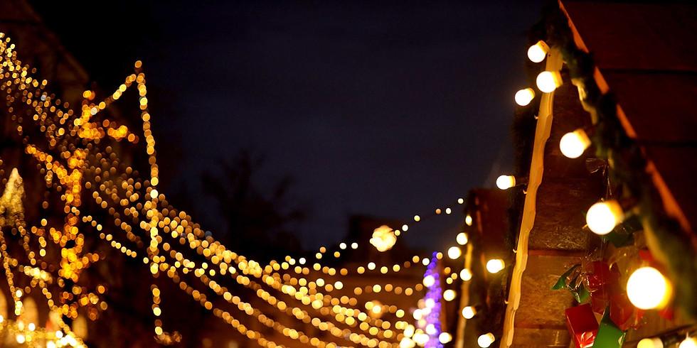 Winter Celebration At Pine Grove Park