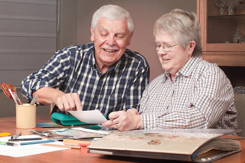 cosas que hacer con personas mayores