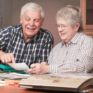 Home care promotes healing