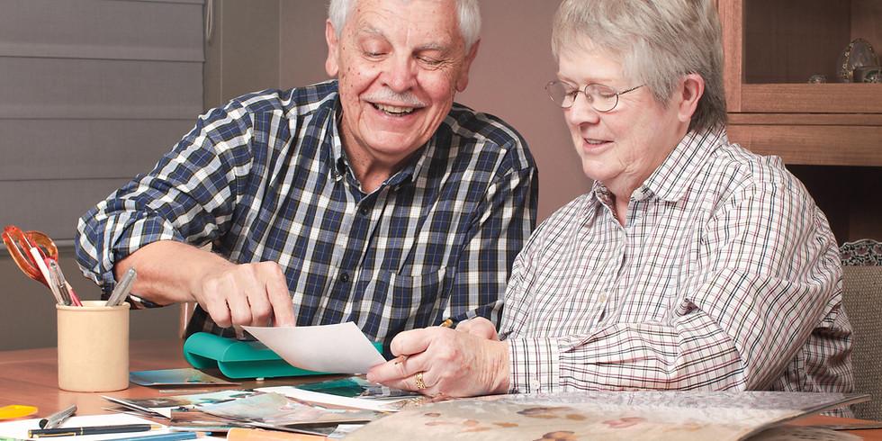 Alliance U Roundtable - Artfully Aging