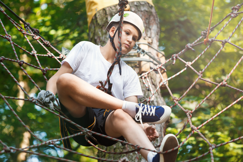 Outdoor kaland tábor 2020