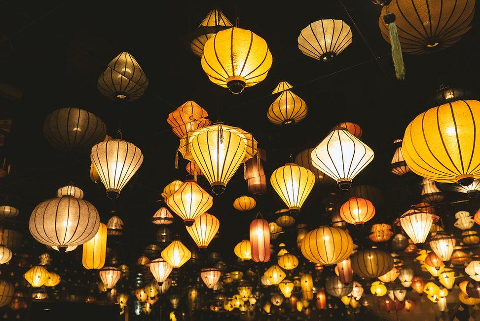 Lanterns, Beijing