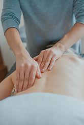 Therapeutic Massage; Moon River Wellness Center, Pelham, NH