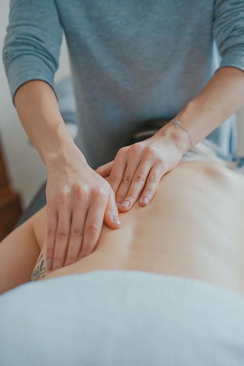 Terapia masażem