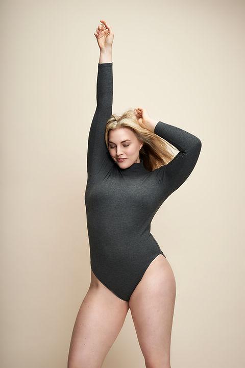 mujer del baile