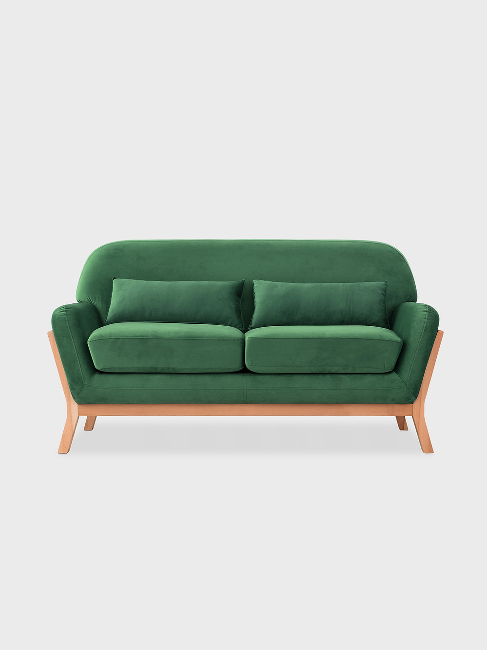 They Say Green Means Money! Maybe You Should Get a Green Couch.