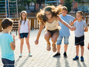 5 Ways Kids Can Still Have Recess At Home