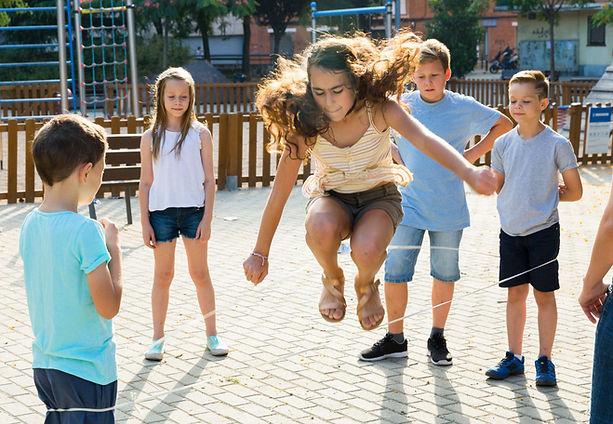 Kids Playing