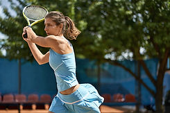 Giocatrice di tennis