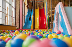 Colorful Indoor Playground