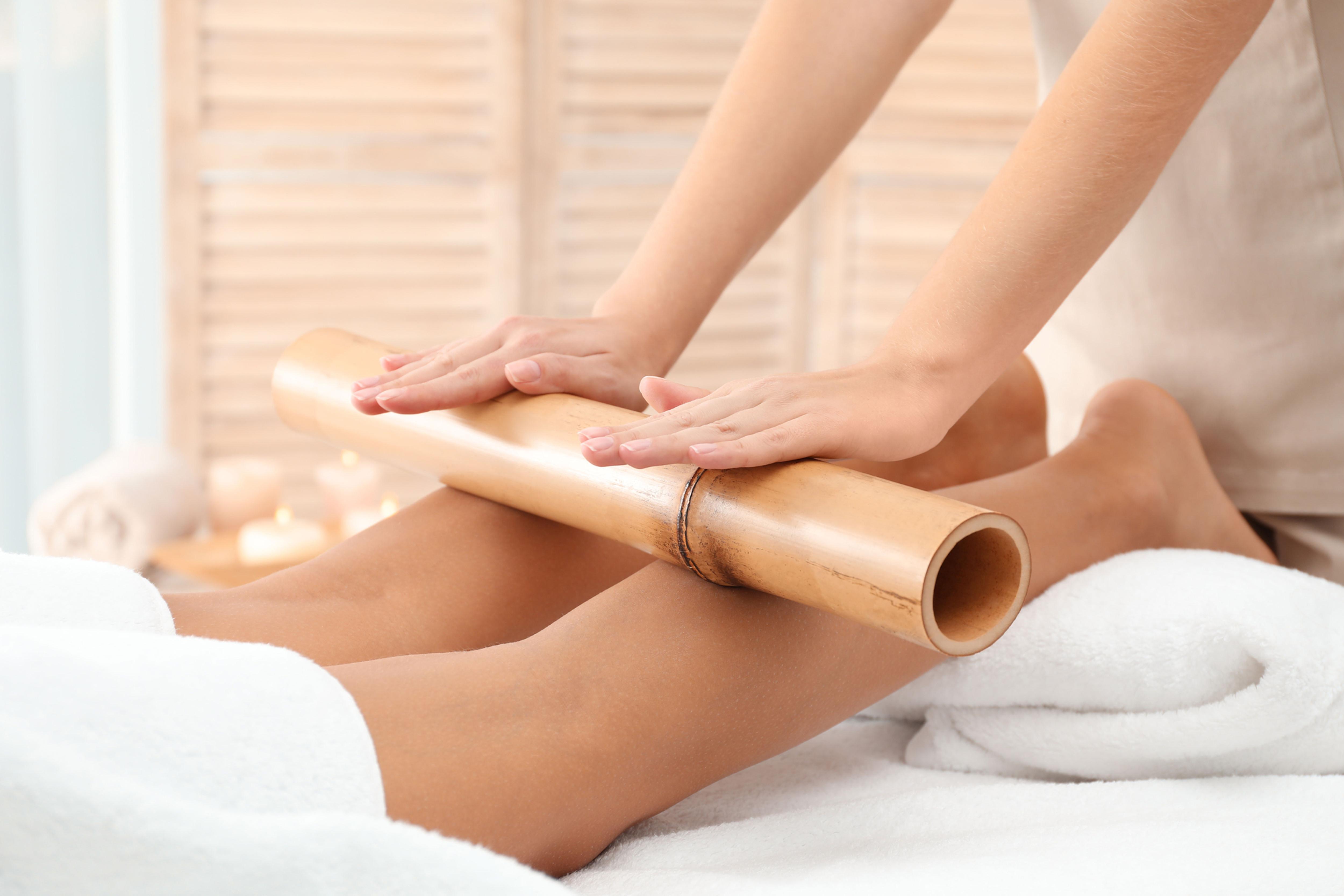 Bamboo Full body massage