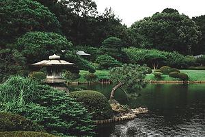 趣ある日本庭園