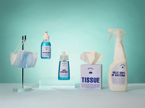 HOW TO SANITIZE AFTER A MOVE