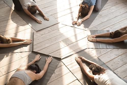 Yoga Wellness Team-Building Class