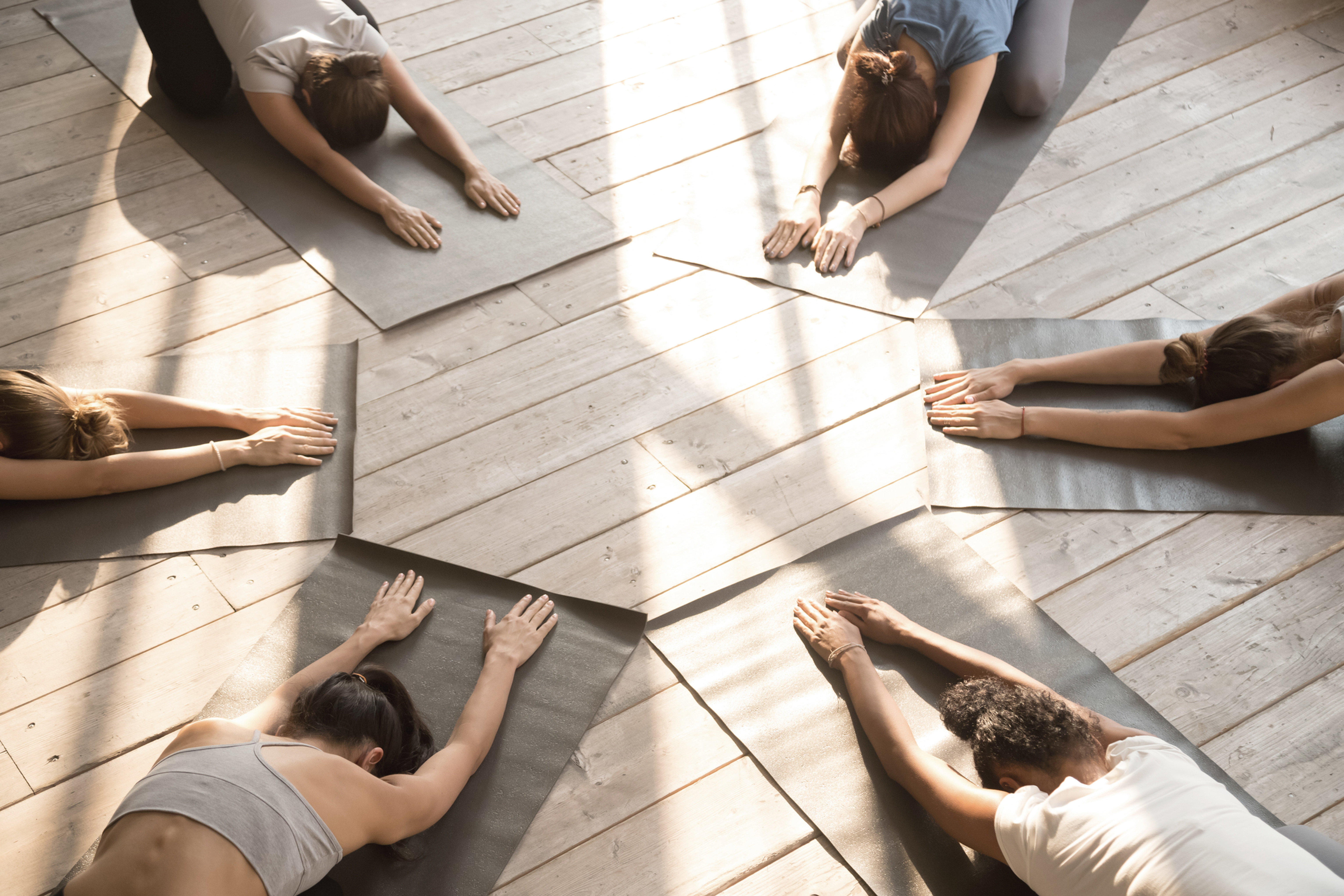 - Down to Earth - Vinyasa Yoga Class
