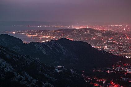 City na noite