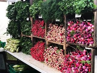 Plantaardige winkel