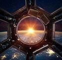 Blick auf die Sonne