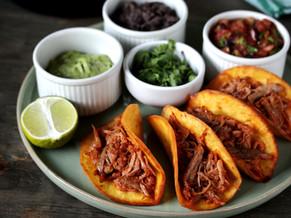 バルバッコアタコスならここ!Lopez de Vaca Tacos!