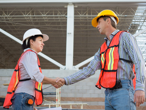 4 Recruitment Tips for Hiring in Construction