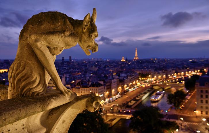 Travel planner France